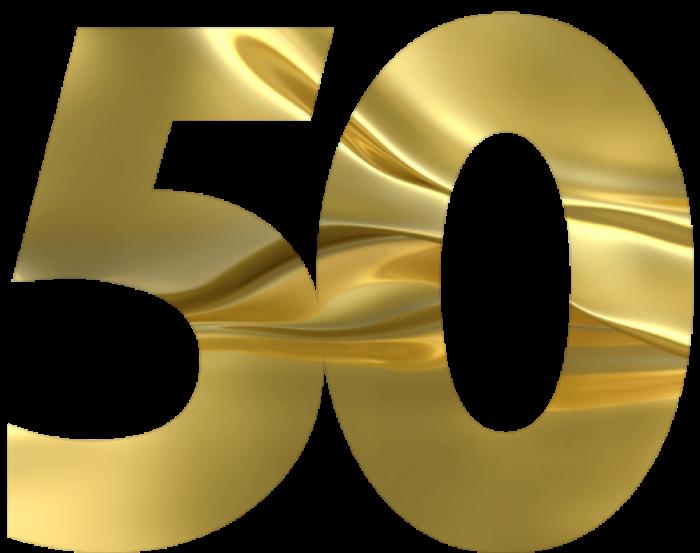 50yearswithyitz-50logo